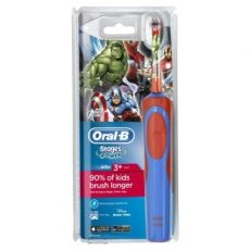 Braun Oral-B AP900 gyerek elektromos fogkefe (D12513K) Avengers