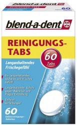 BAD protézistisztító tabletta -60 db tabletta-