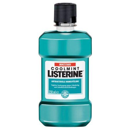 Listerine szájvíz 250 ml Coolmint