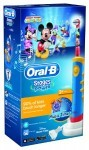 Braun Oral-B A P 900 gyerek elektromos fogkefe (D10.513K) zenélős