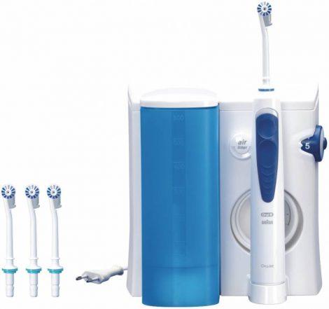 Braun Oral-B MD 20 szájzuhany + 400ml HiGeen szájvíz ajándékba