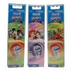 Braun Oral-B EB 10-2 Kids Electro gyerek pótkefe 2 db-os