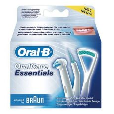 Braun Oral-B EB-WMC pótfej tartozék szett