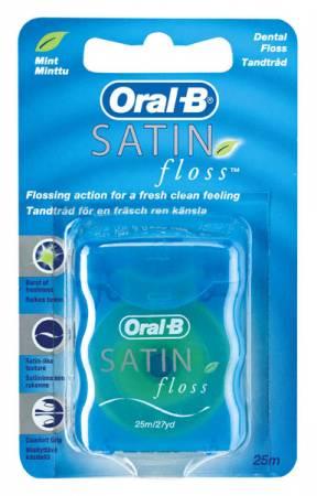 Oral-B Satinfloss fogselyem