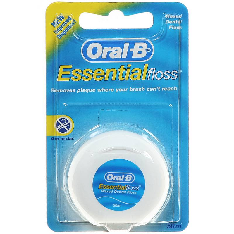 Oral-B Essential floss fogselyem
